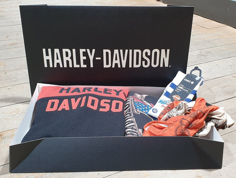 Harley-Davidson® Sweater Box