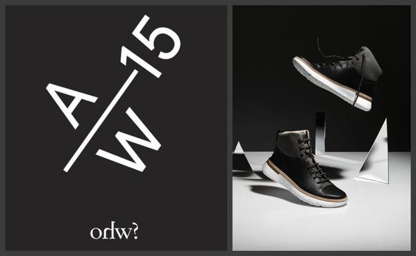 Preview - ohw? Autumn/Winter '15 Collection
