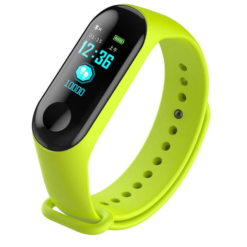 Smart Wristwatch Sport Bracelet Running Tracker Heart Rate