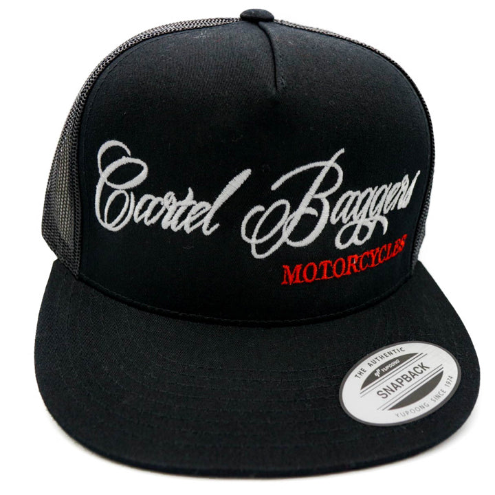 Black_SnapBack_Hat_With_CartelBaggersMotorcycle