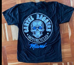 Blue-Eyed Skull Cartel Tee