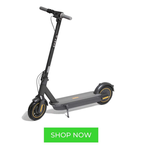 The segway ninebot g30 max p electric scooter
