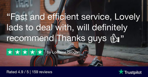 electric scooter review for our sales service