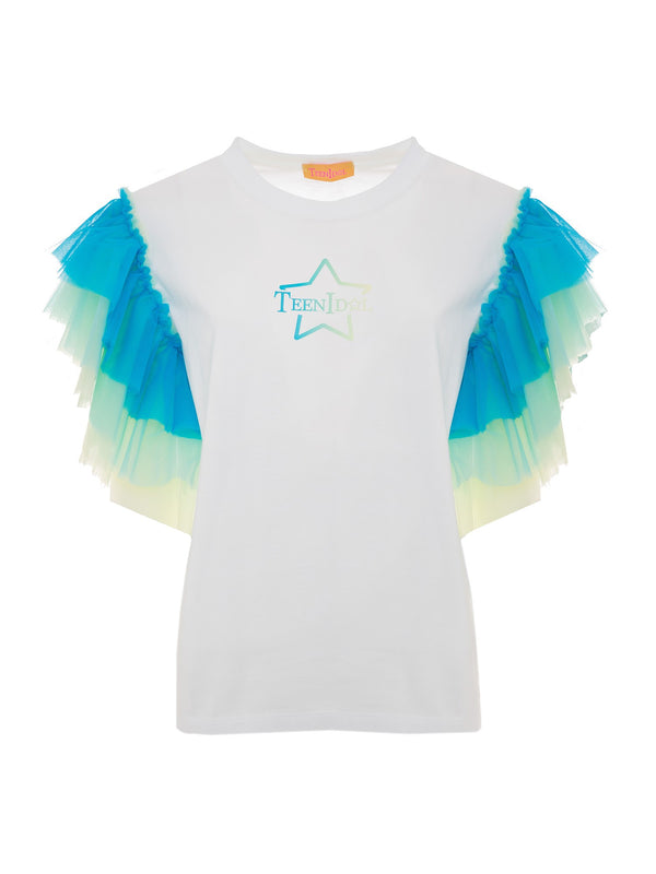 Sole T-Shirt Turquoise