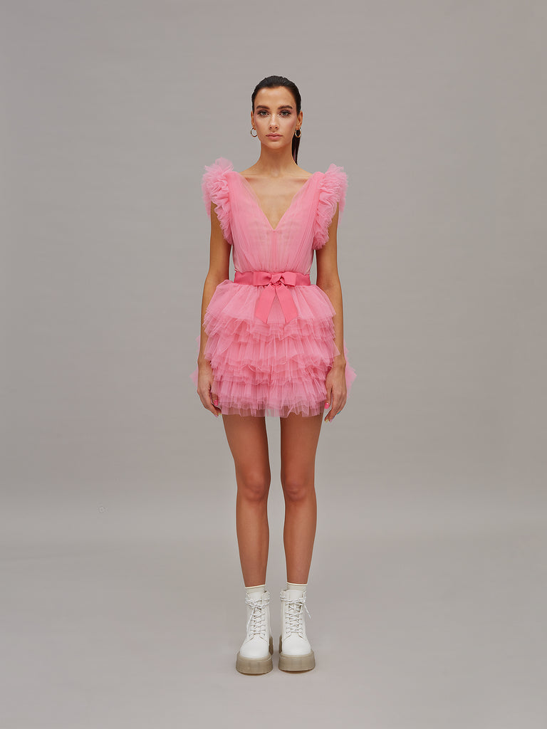 Orione Dress Pink