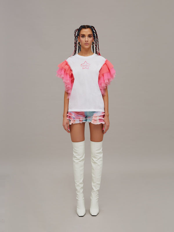 Sole T-Shirt Pink
