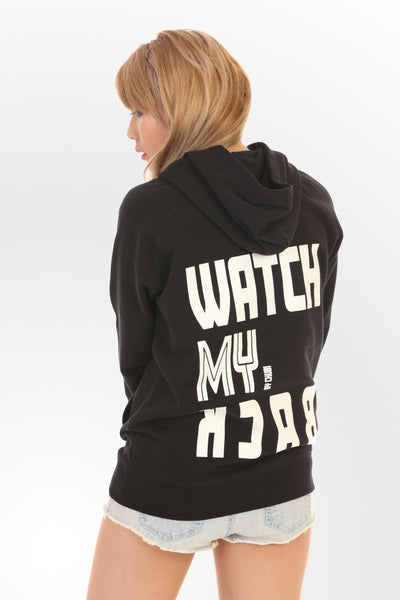Watch My Back Hoodie