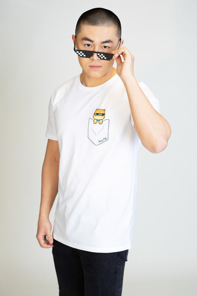 Pocket Thug Life T-Shirt