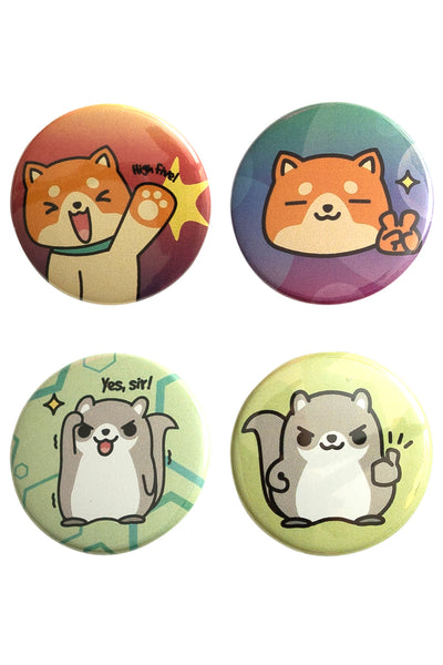 Chubi Energy Buttons