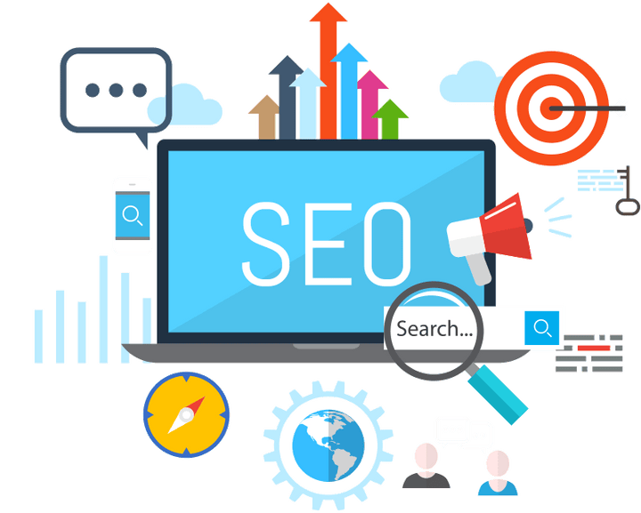 SEO - Our Process and Features