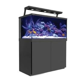 MAX S-Series S-500 Black 135 Gallon Complete Reef System - Red Sea