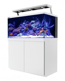 MAX S-Series S-500 WHITE 135 Gallon Complete Reef System - Red Sea