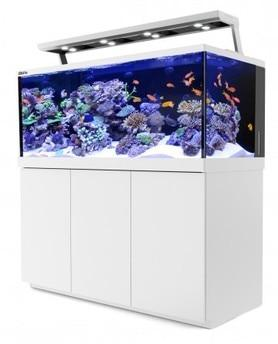 MAX S-Series S-650 WHITE 175 Gallon Complete Reef System - Red Sea