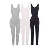 Sculpted Jumpsuit - Set of 3