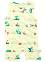 Load image into Gallery viewer, Babysoy Tank Romper