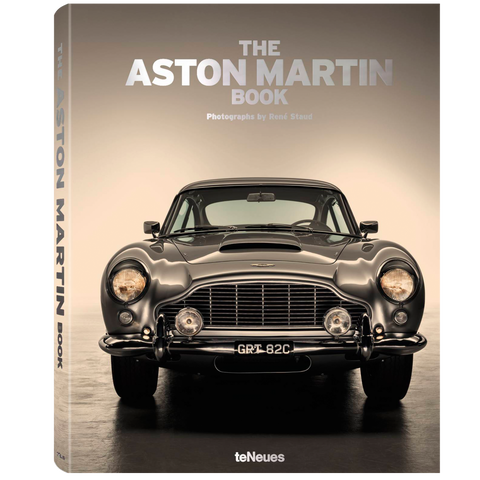 The Aston Martin Book limited