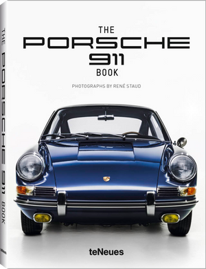 Copy of The Porsche 911 Book Taschenbuch