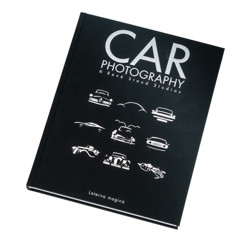 Car Photography inkl.Schuber