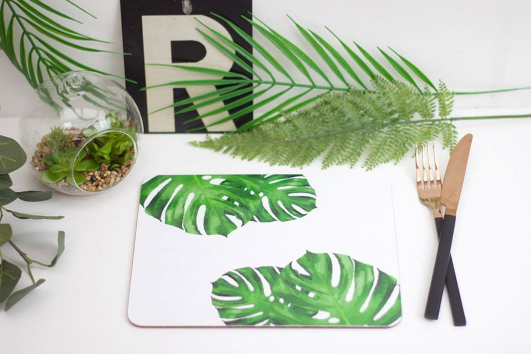 Cheese Leaf Placemat