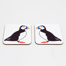 Load image into Gallery viewer, Puffin Coasters