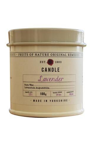 Lavender Candle Tin