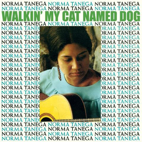 Norma Tanega - Walkin' My Cat Named Dog LP