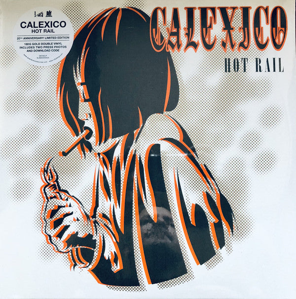 Calexico - Hot Rail 20th Anniversary 2LP