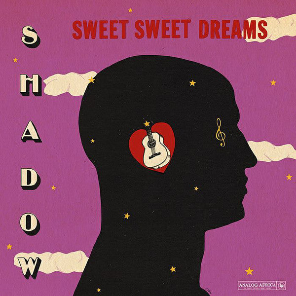 Shadow - Sweet Sweet Dreams LP