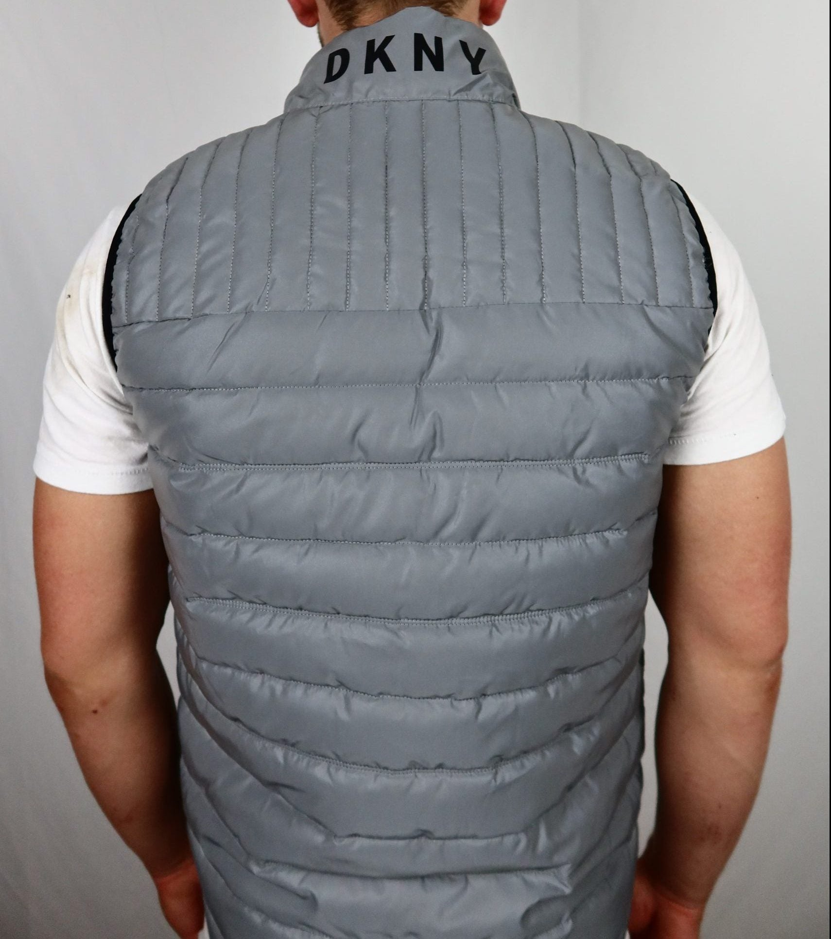 Sleeveless Reflective jacket