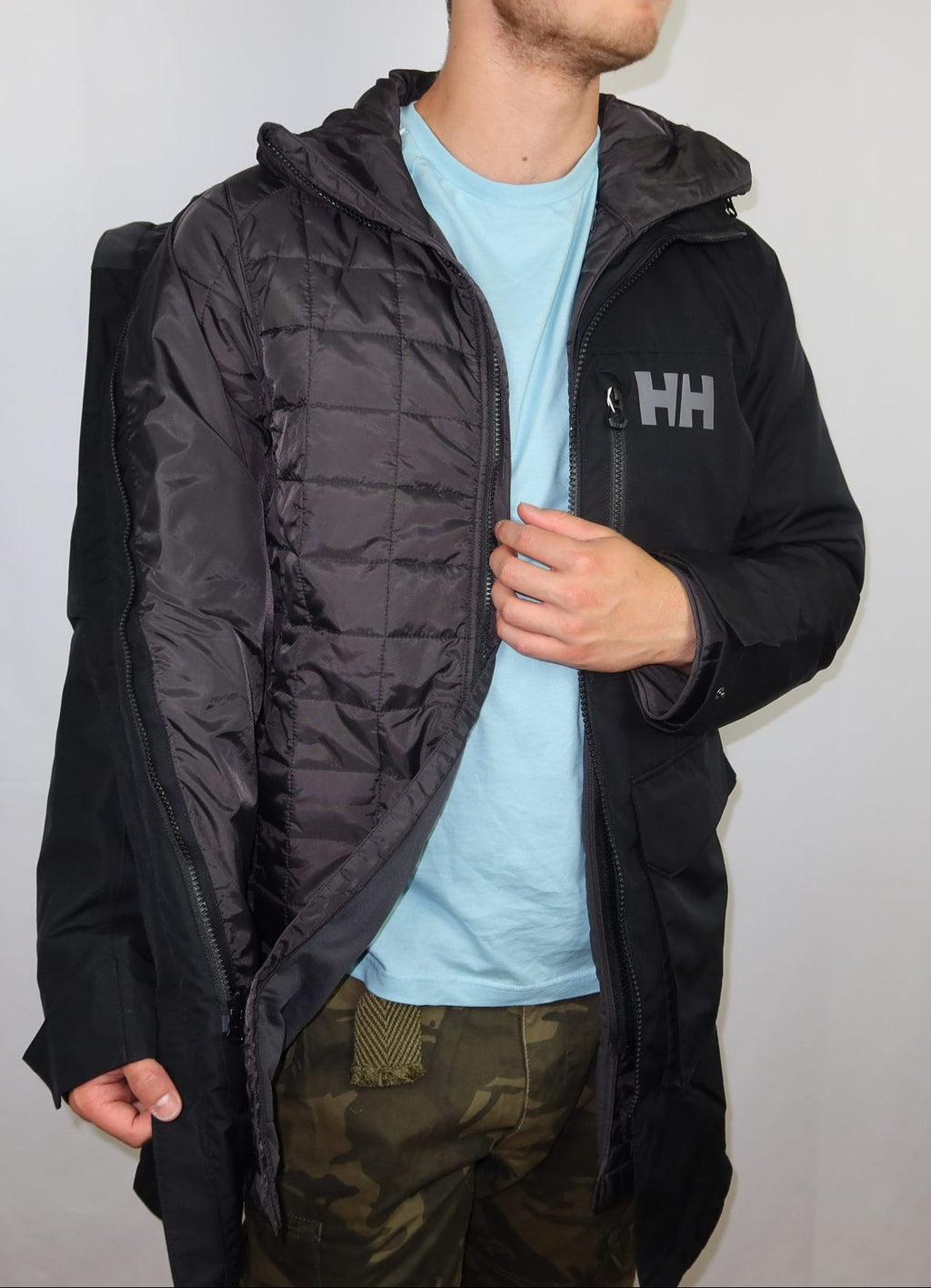 Helly Hansen Trench Coat