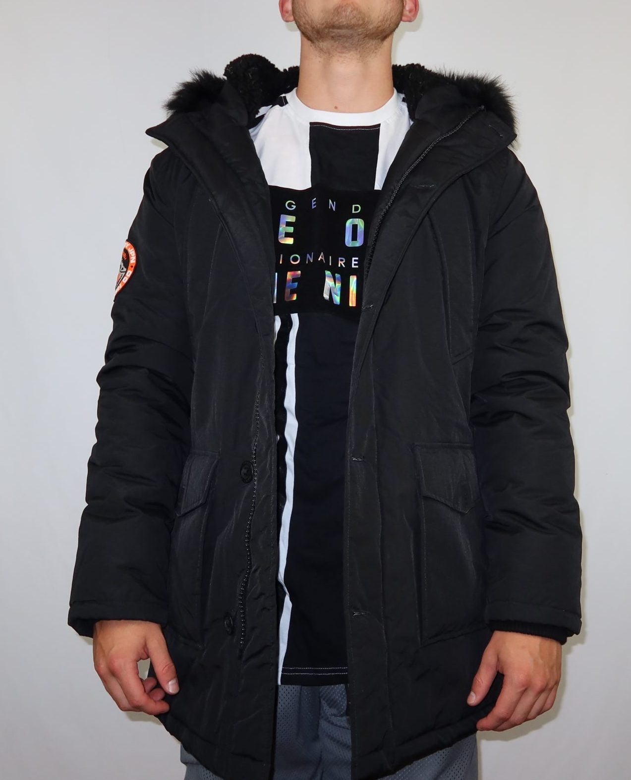 Super dry Everest edition jacket