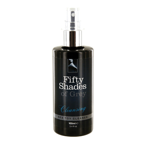 "Spray de limpeza de sex toys das ""50 Sombras de Grey"""
