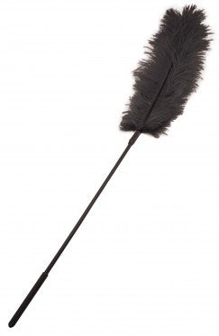 Tickler Ostrich Feather - Pena de avestruz