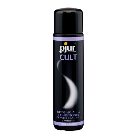 Spray abrilhantador de latex Pjur Cult
