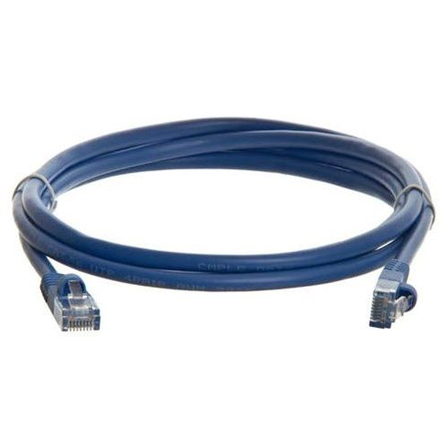 3FT 24AWG CAT6 UTP Snagless Ethernet Network Cable 550MHz , Blue