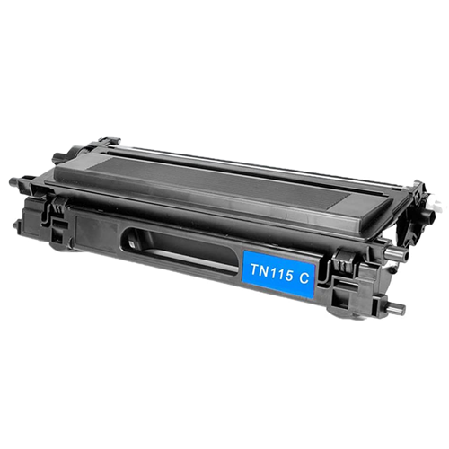 Compatible Brother TN115C Toner Cartridge - Cyan