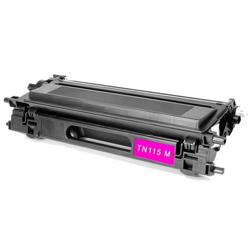 Compatible Brother TN115M Toner Cartridge - Magenta