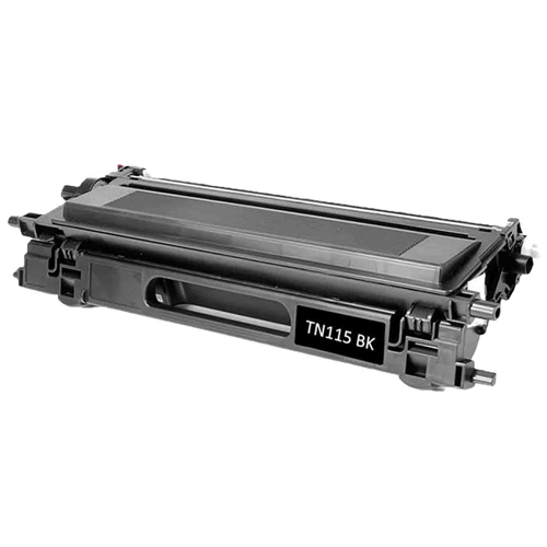 Compatible Brother TN115BK Toner Cartridge - Black