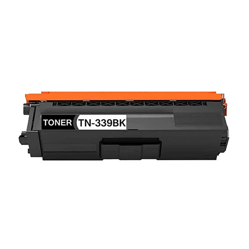 Compatible Brother TN339BK Toner Cartridge - Black