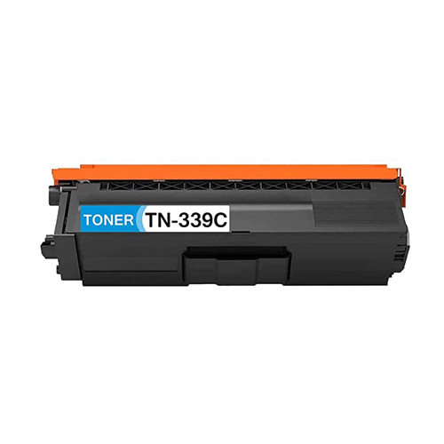 Compatible Brother TN339C Toner Cartridge - Cyan
