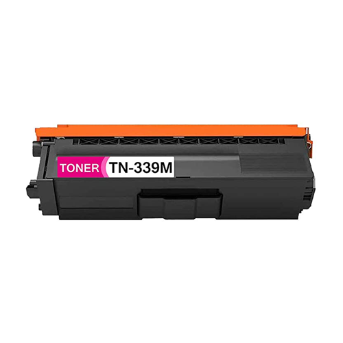 Compatible Brother TN339M Toner Cartridge - Magenta