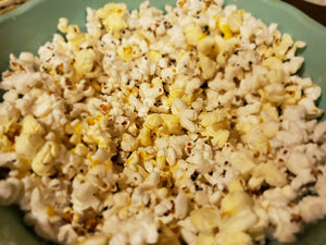 Recipe: Coconut Butter Popcorn