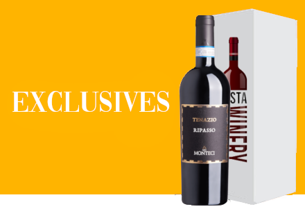 Banner of the finest bottles of Wine on the InstaWinery online wine shop