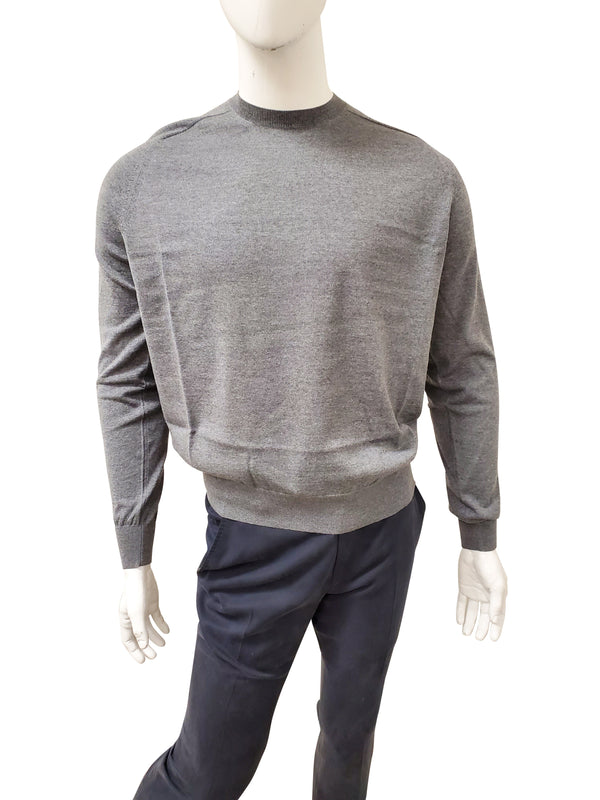 THE ROW SCOTT CREWNECK SWEATER - ACCESSX