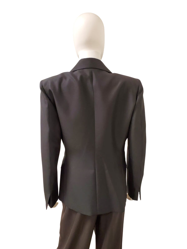 Celine Womens Black Blazer