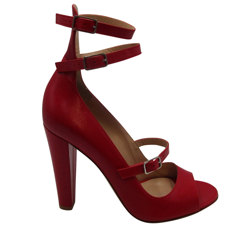 Gianvito Rossi Red High Heel