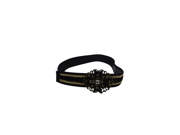 Alberta Ferretti Black Belt