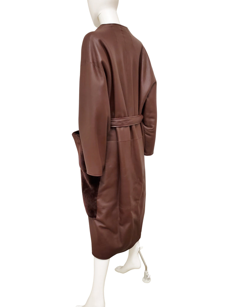 THE ROW NOOMAN COAT - ACCESSX