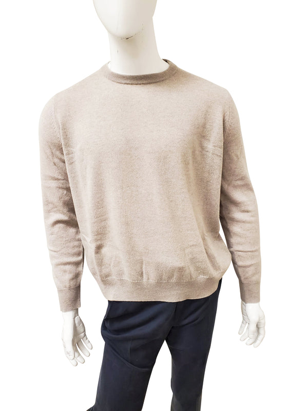 THE ROW BENJI CREWNECK SWEATER - ACCESSX
