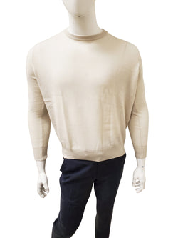 THE ROW MENS SWEATER IN LIGHT GREEN - ACCESSX
